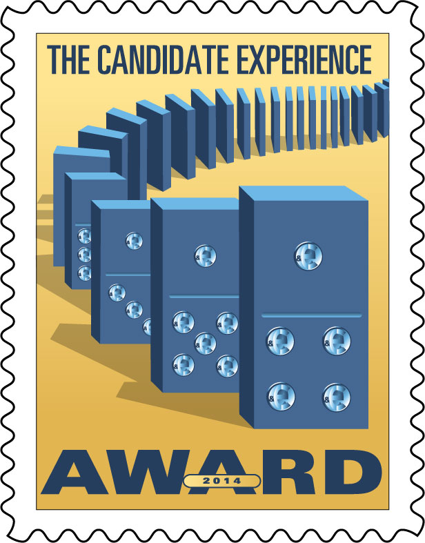 Candidate Experience Award logo
